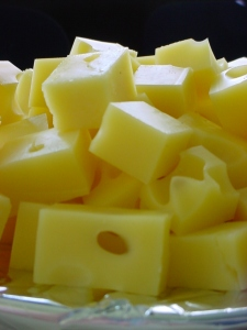 how to make the easiest cheese,