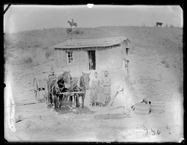 self-reliance on the homestead