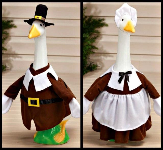 lawn goose